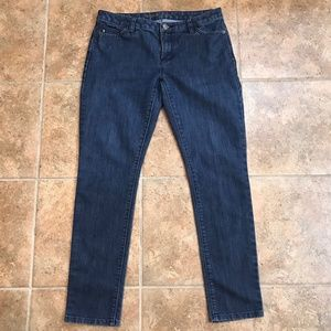 Michael Kors Medium/Dark Wash Jeans - Size 6